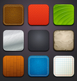 Background for the app icons-part 4 vector