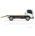 Tow truck 01 vector