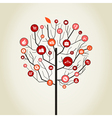 Tree sale vector