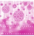 Christmas background with copyspace eps 8 vector