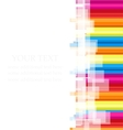 Color line background vector
