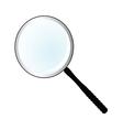 Magnifier simple vector