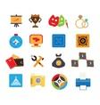 Modern web icons 4 vector
