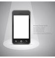 Smart phone design vector