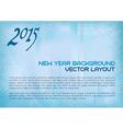 2015 old background blue vector