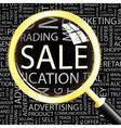 Sale vector