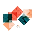 Light geometric compositions vector