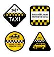 Taxi - set labels vector