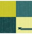 Seamless abstract retro pattern stylish grunge vector