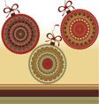 Christmas - greeting card vector