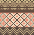 Colored ethnic texture vector