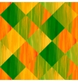 Seamless pattern retro background vector