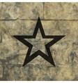 Star web icon flat design vector