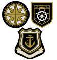 Emblem badge vector