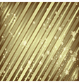 Golden holiday frame vector