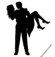 Romantic couples vector