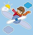 Child plane vector