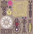 African ornament4 vector