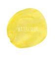 Pastel watercolor blob vector