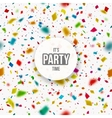 Its party time vector