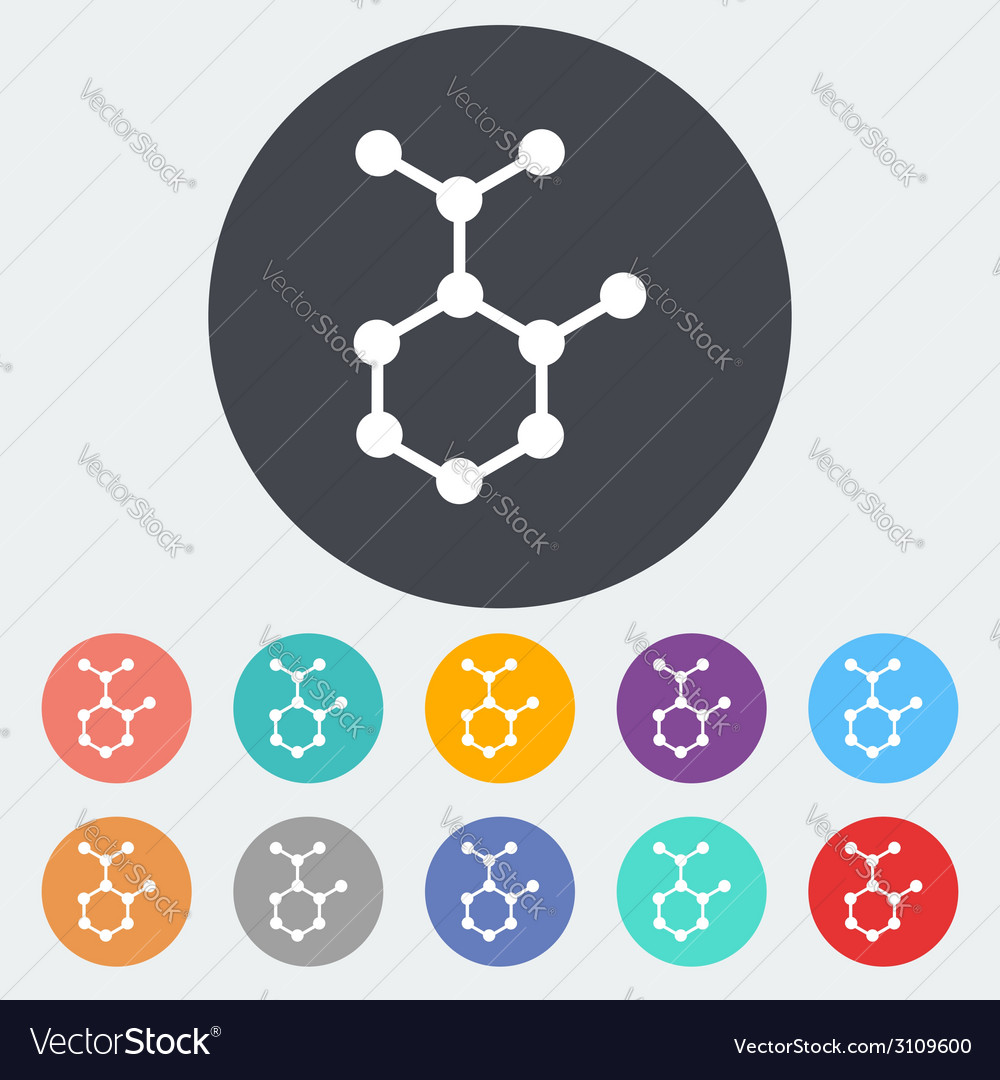 Molecule vector | Price: 1 Credit (USD $1)