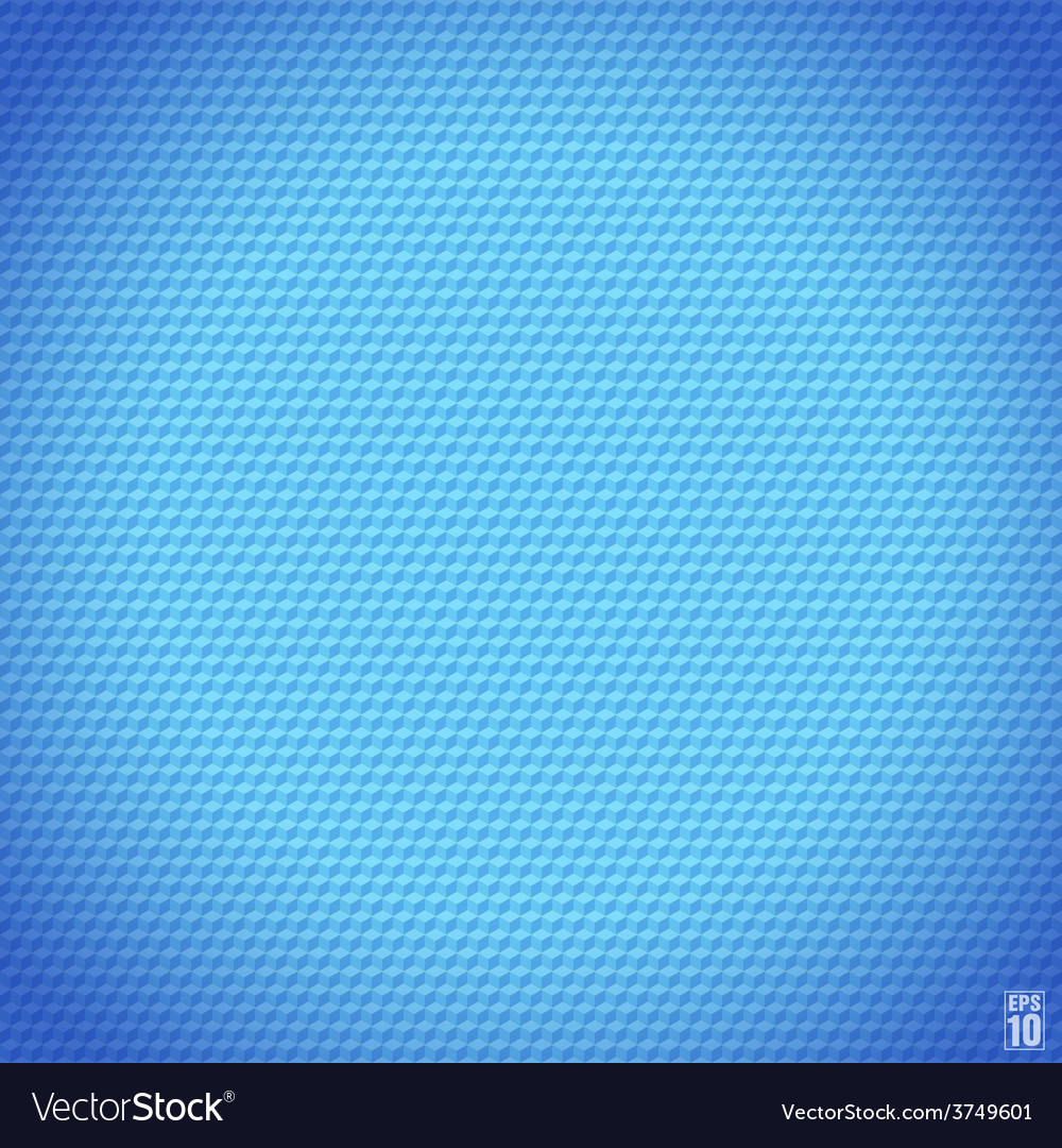 Light blue seamless cubic texture vector | Price: 1 Credit (USD $1)