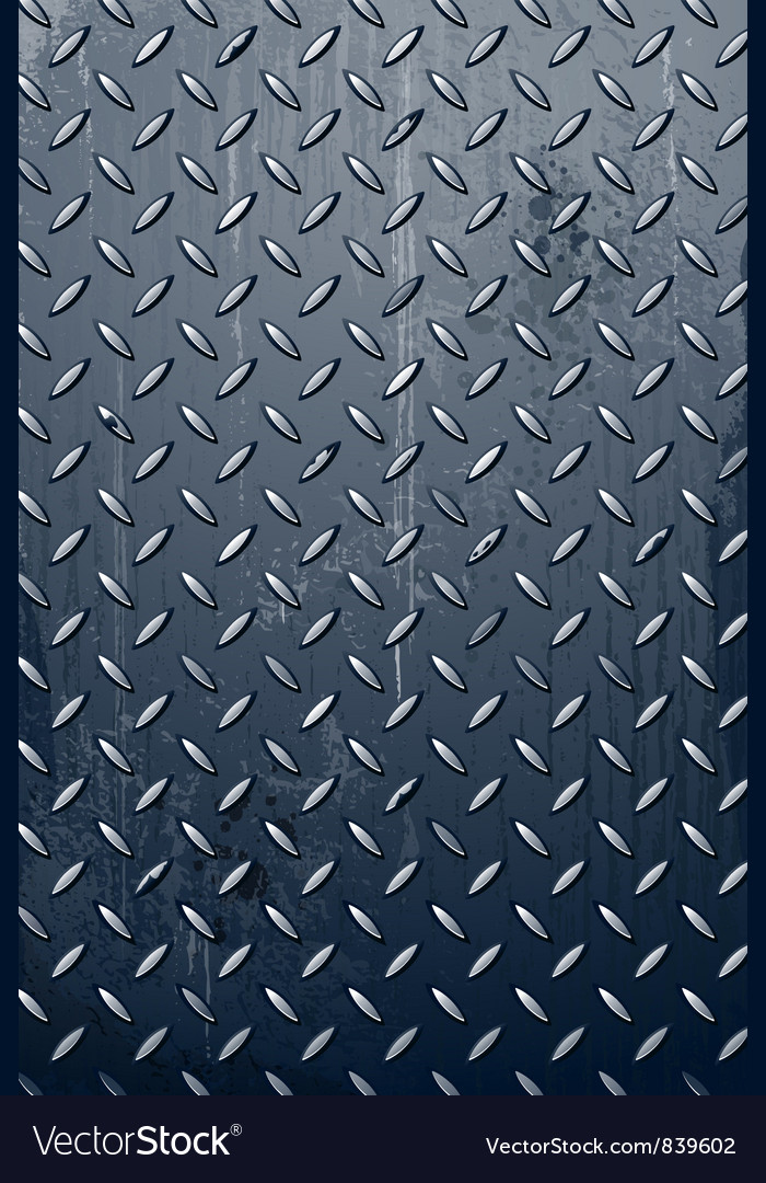Grungy metal texture vector | Price: 1 Credit (USD $1)