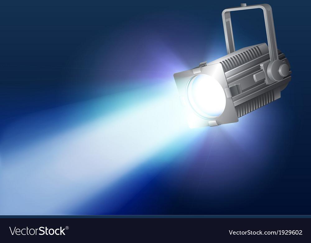 Spotlight vector | Price: 1 Credit (USD $1)