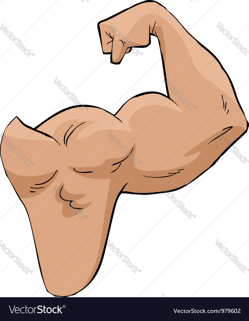 Strong hand vector | Price: 1 Credit (USD $1)