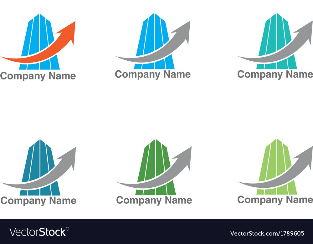 Investment logo vector | Price: 1 Credit (USD $1)
