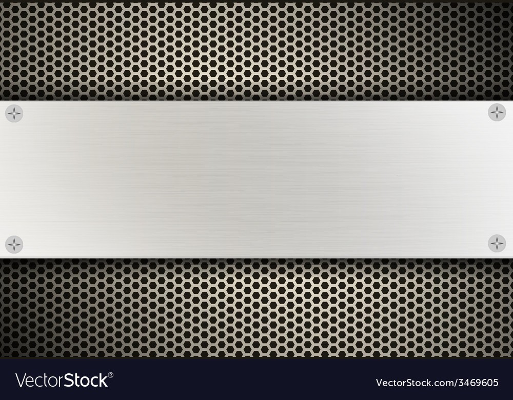 Metal texture vector | Price: 1 Credit (USD $1)