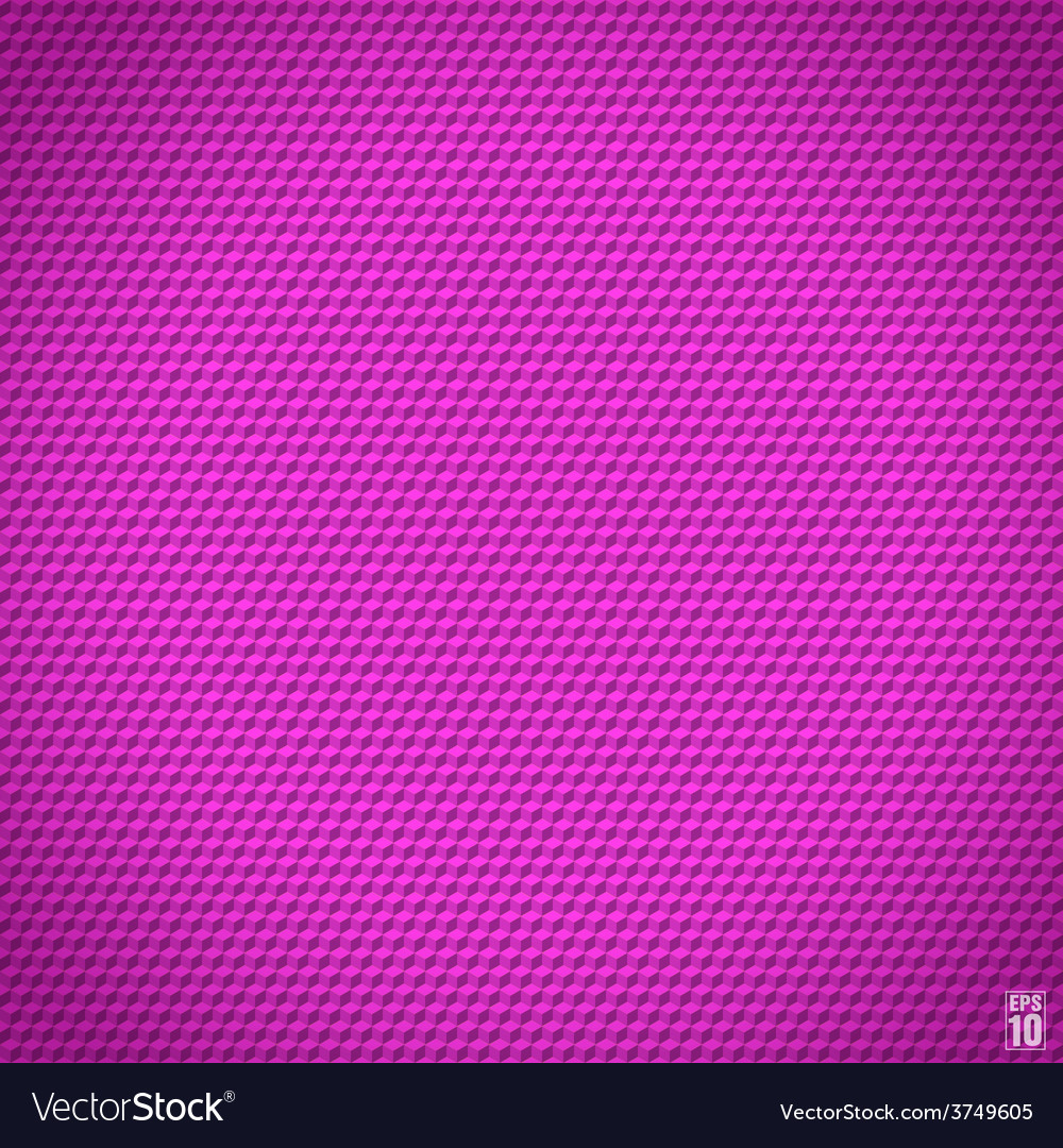 Violet seamless cubic texture vector | Price: 1 Credit (USD $1)