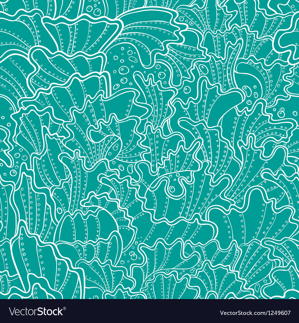 Blue waves vector | Price: 1 Credit (USD $1)
