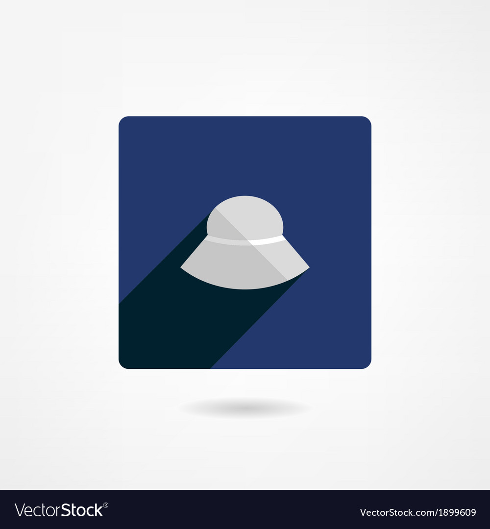 Cap icon vector | Price: 1 Credit (USD $1)