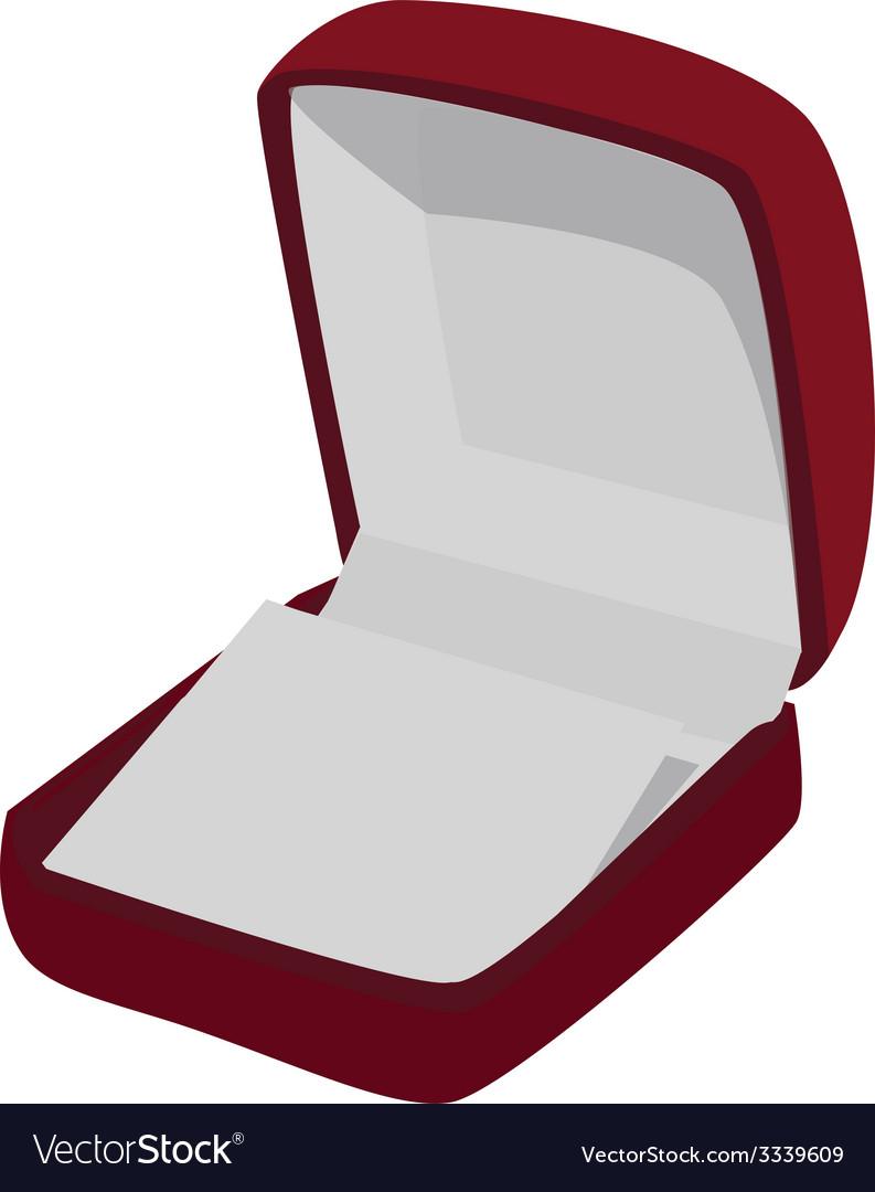 Jewellery box vector | Price: 1 Credit (USD $1)