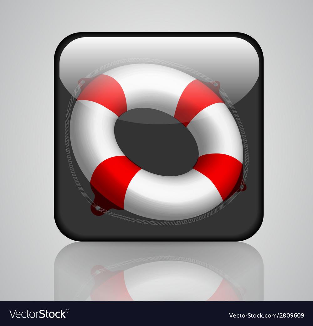 Lifebuoy 2 vector | Price: 1 Credit (USD $1)