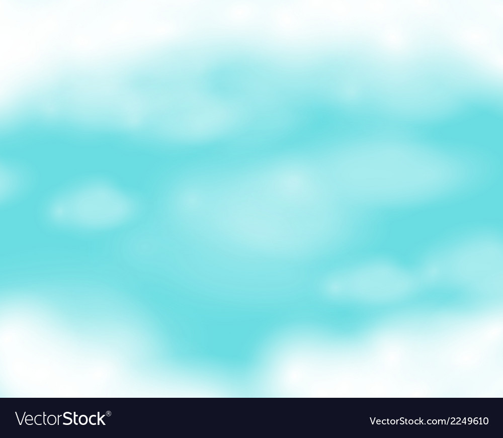 The clouds vector | Price: 1 Credit (USD $1)