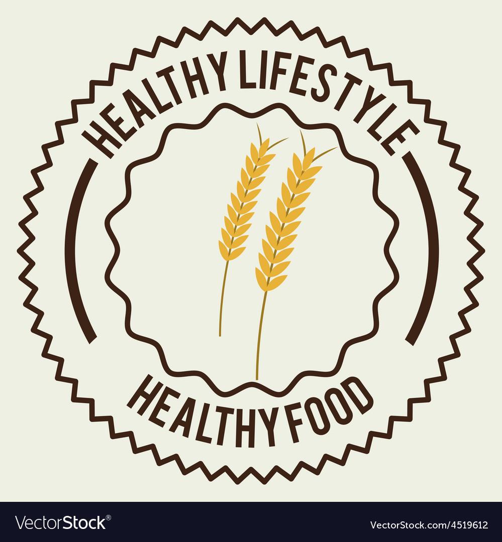 Healty lifestyle design vector   Price: 1 Credit (USD $1)