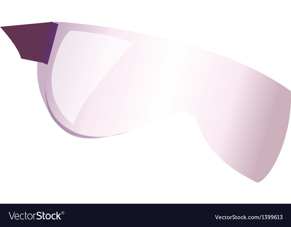 A sunglass vector | Price: 1 Credit (USD $1)