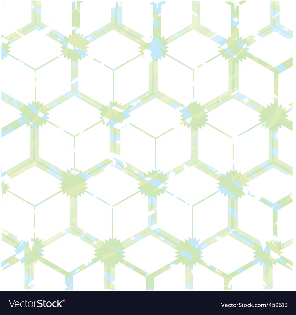 Crystal geometric pattern vector | Price: 1 Credit (USD $1)