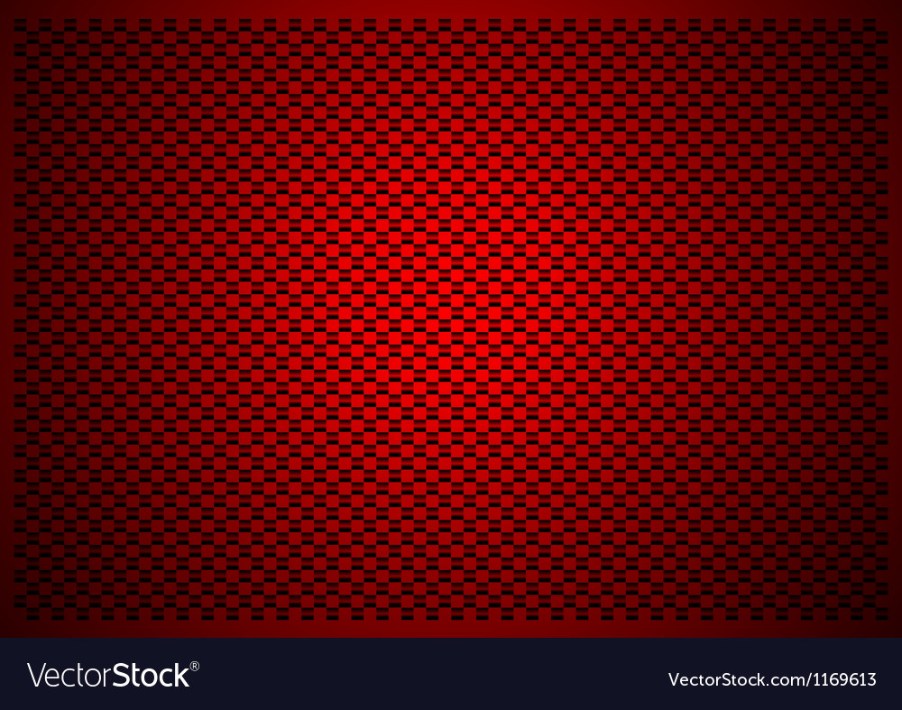 Red carbon background vector | Price: 1 Credit (USD $1)
