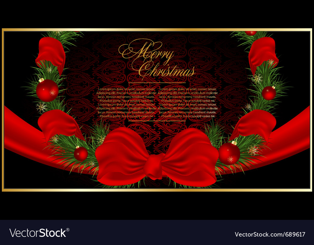 Abstract xmas vector | Price: 1 Credit (USD $1)