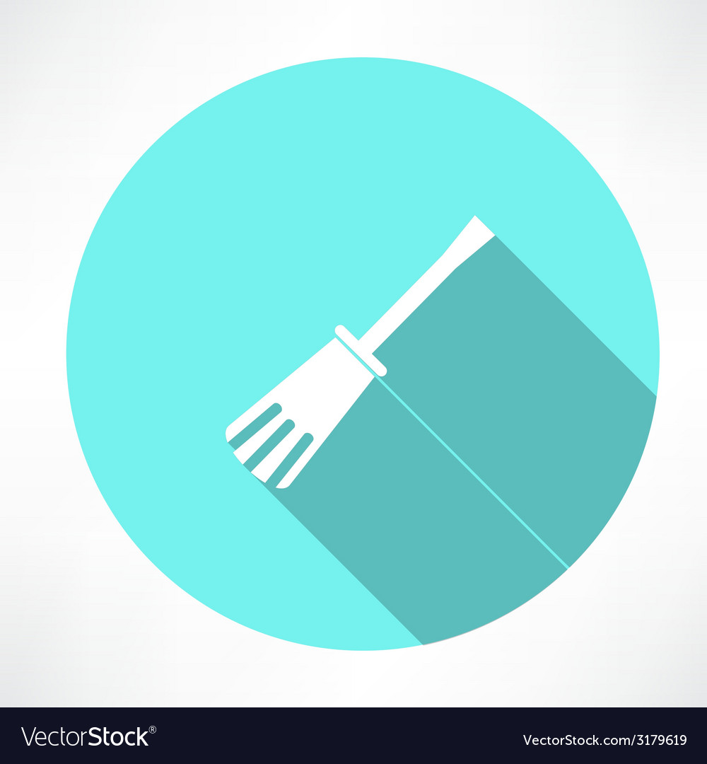 Spatula icon vector | Price: 1 Credit (USD $1)