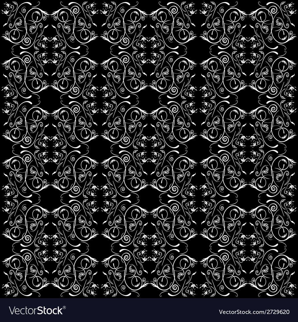 Seamless pattern in islamic style vector | Price: 1 Credit (USD $1)