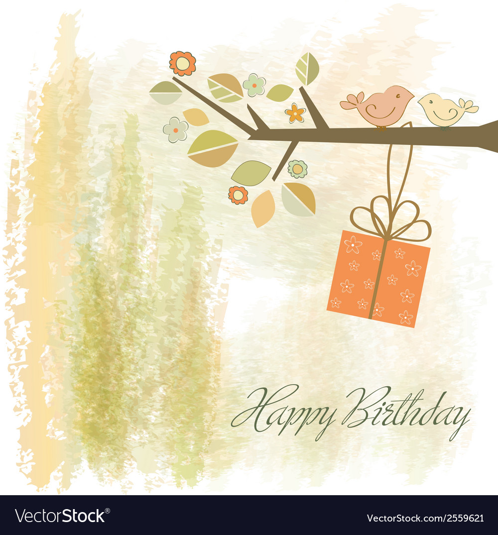 Birthday invitation vector | Price: 1 Credit (USD $1)