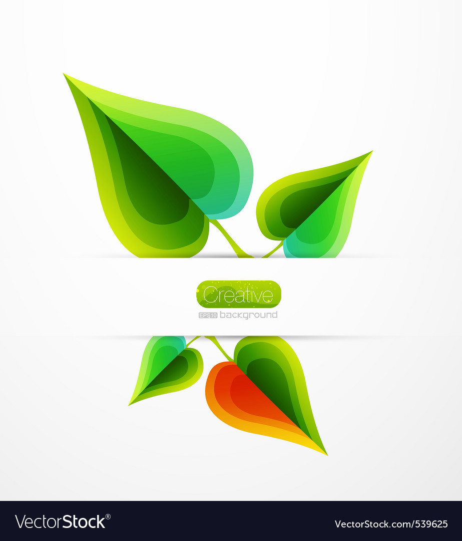 Nature logo vector | Price: 1 Credit (USD $1)