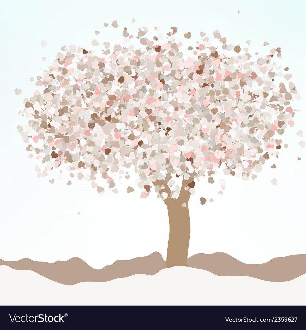 Floral greeting card eps 8 vector | Price: 1 Credit (USD $1)