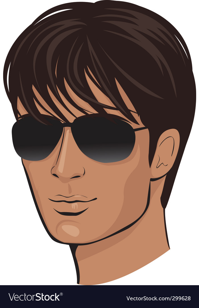 Face man vector   Price: 1 Credit (USD $1)