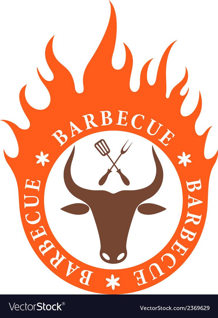 Barbecue grill vector   Price: 1 Credit (USD $1)