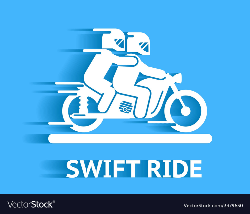 Swift ride vector | Price: 1 Credit (USD $1)